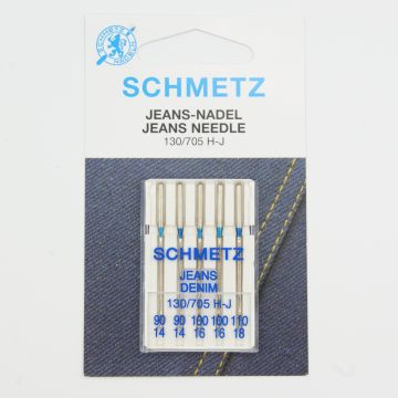 Machinenaalden Schmetz jeans 90-110