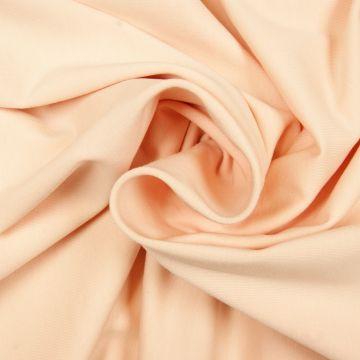 Uni Trikot Baumwolle rosa lachs