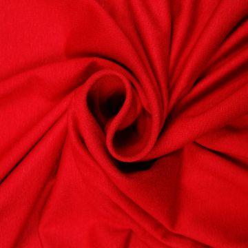 Uni Trikot Viskose rot