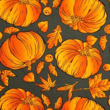 Texture Halloween pompoen 1