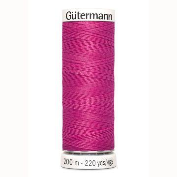 Gütermann naaigaren 200mtr hard roze nr.733