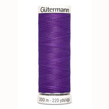 Gütermann naaigaren 200mtr paars nr.392