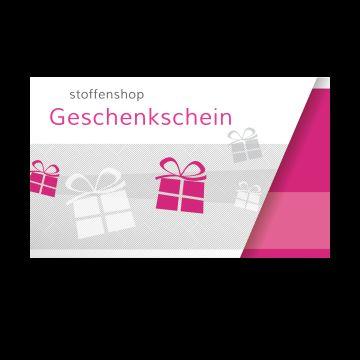 Geschenkschein 50 Euro