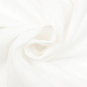 Kaasdoek wit doorzichtig 160cm breed