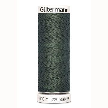 Gütermann naaigaren 200mtr donker leger groen nr.269