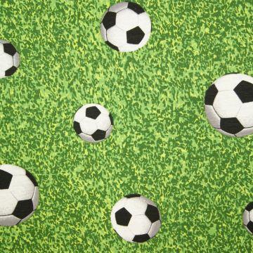 Decoratiestof voetbal