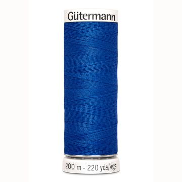 Gütermann naaigaren 200mtr kobalt nr.315