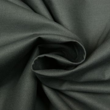 Laken-Baumwolle grau 240cm breit