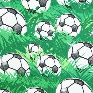 Texturé Fußball schwarz/weiß