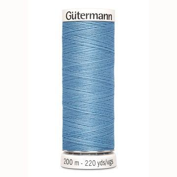 Gütermann naaigaren 200mtr oud blauw nr.143