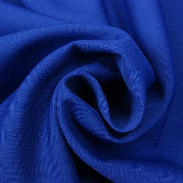 Brandhemmender Stoff kobalt 280cm breit + Zertifikat