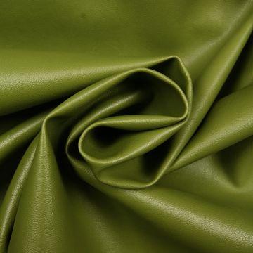 Kunstleder olivgrün