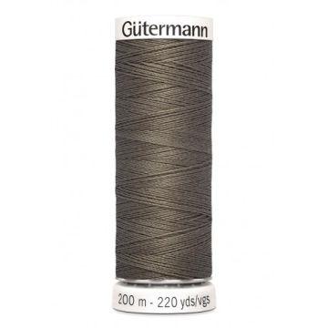 Gütermann naaigaren 200mtr khaki nr.727