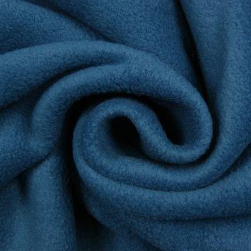 Fleece jeans donker
