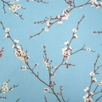 Decoratiestof Japanse bloesem