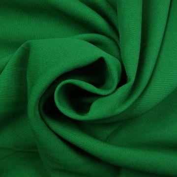 Brandhemmender Stoff grün 280cm breit + Zertifikat
