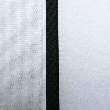 Klettband weiß 50mm
