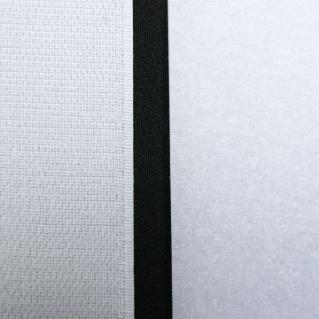 Klittenband wit 50mm