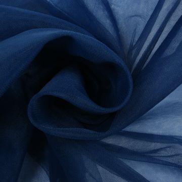Brauttüll dunkelblau