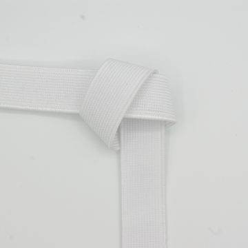 Elastikbund weiß 20mm