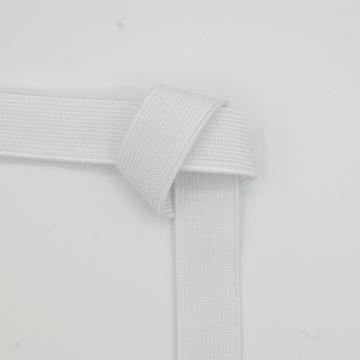 Taille elastiek wit 20mm