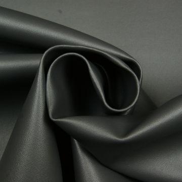 Kunstleer donker-grijs