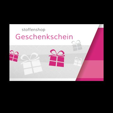 Geschenkschein 05 Euro