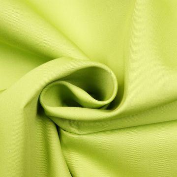 Pflegerbaumwolle limegrün