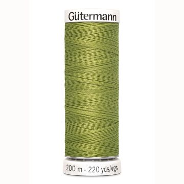 Gütermann naaigaren 200mtr donker lime nr.582