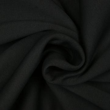 Brandhemmender Stoff schwarz 280cm breit + Zertifikat