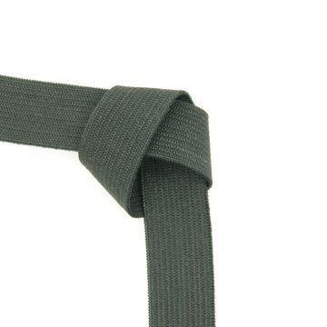 Taille elastiek zwart 20mm