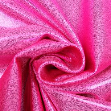 Glitter/Dans lycra 4way stretch fuchsia