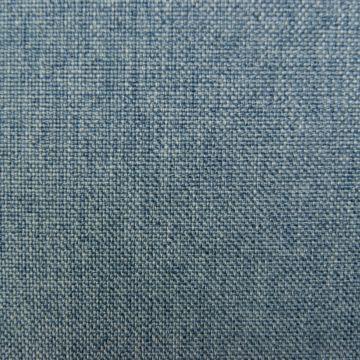 Outdoor stof Orlando PE blauw melee waterdicht
