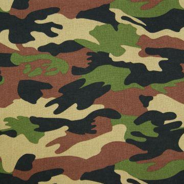 Baumwolle camouflagedruck