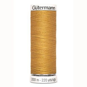 Gütermann naaigaren 200mtr oker nr.968