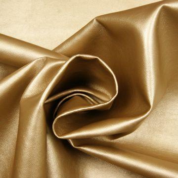 Kunstleder gold