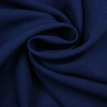 Texture marine-blauw 280cm breed