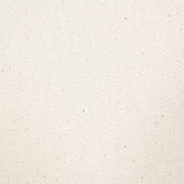 Katoen keper ongebleekt gewassen 150cm breed