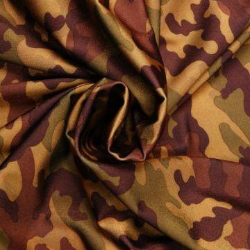 Badelycra zz Camouflagedruck