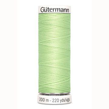 Gütermann naaigaren 200mtr licht groen nr.152
