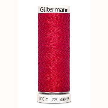 Gütermann naaigaren 200mtr rood nr.156