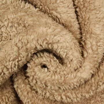 Teddy katoen zand krul