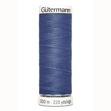 Gütermann naaigaren 200mtr denim nr.112