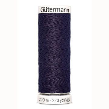 Gütermann naaigaren 200mtr aubergine nr.512
