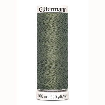 Gütermann naaigaren 200mtr leger groen nr.824