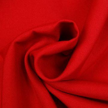 Texturé rood 280cm breed brandvertragend + certificaat (30mtr)