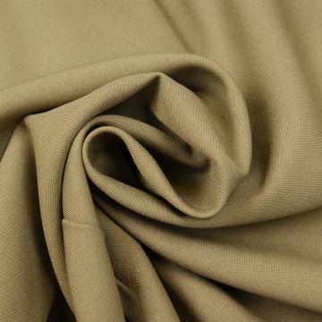 Texturé olijfgroen 280cm breed brandvertragend + certificaat (30mtr)
